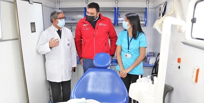 Inédito proyecto en la región permitirá obtener diagnósticos rápidos gracias a equipo multidisciplinario conectado en todo el país y el extranjero